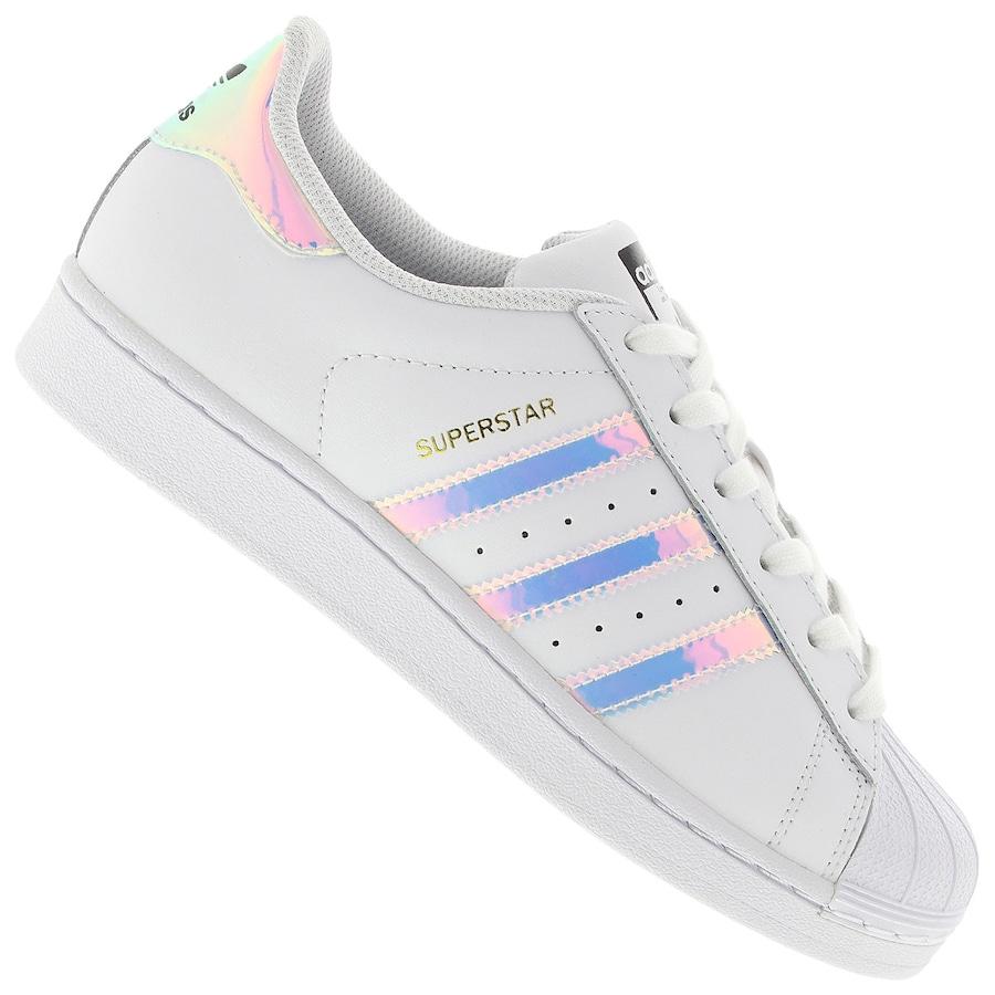 Tênis adidas Superstar - Infantil 552a03cc69694