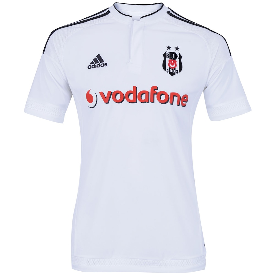 Camisa Besiktas I 15 16 adidas - Masculina 36d517e4ed8d6