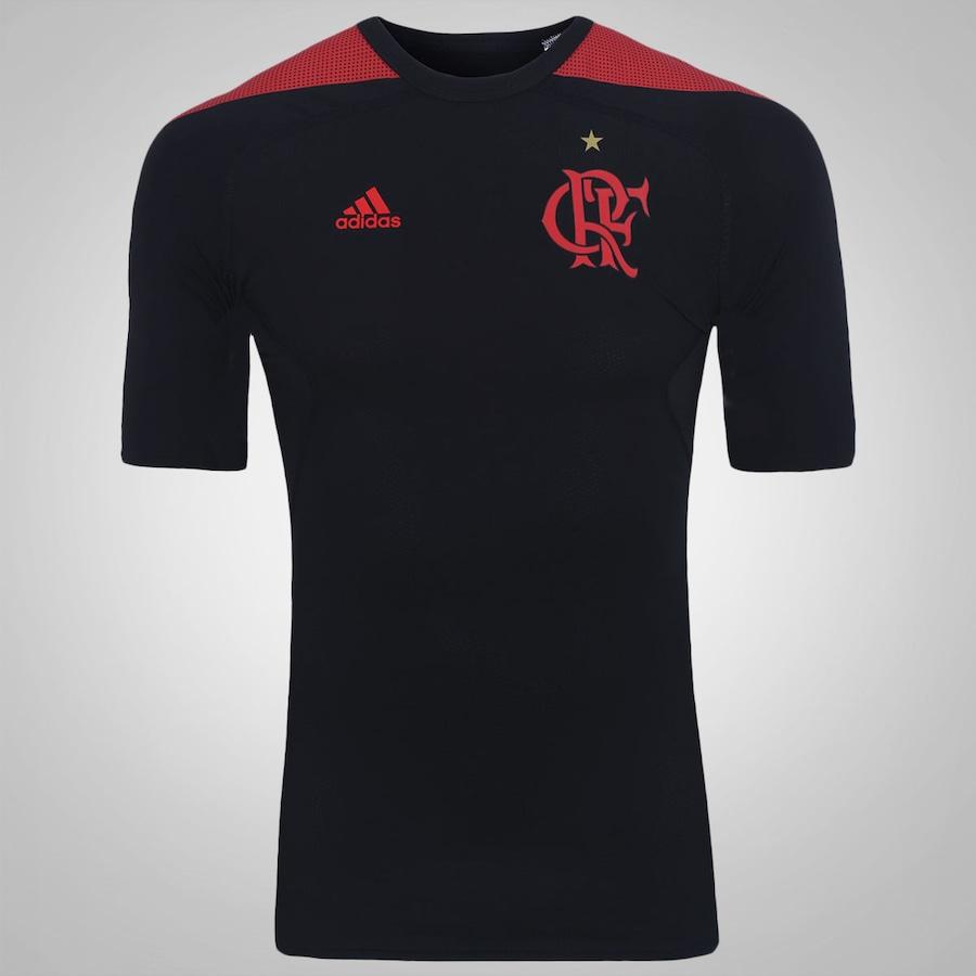 c15ee28b91 Camisa de Compressão do Flamengo adidas Techfit - Masculina