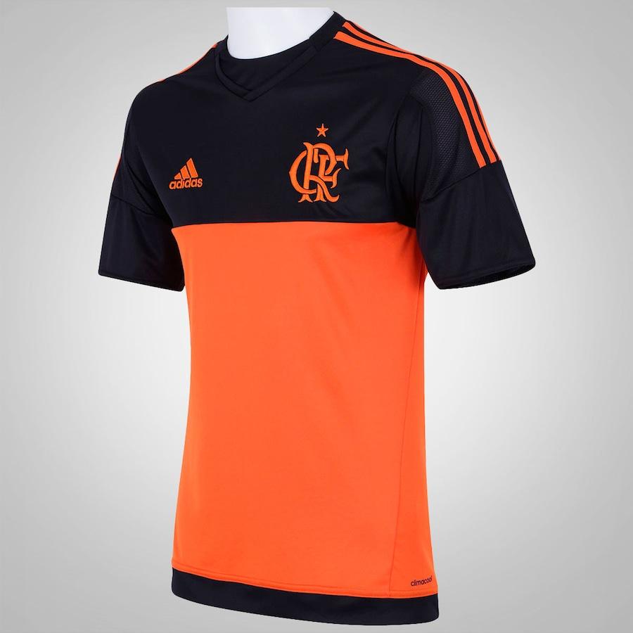 ... Camisa de Goleiro do Flamengo II s nº 2015 adidas - Masculina ... 79f654fc3b699