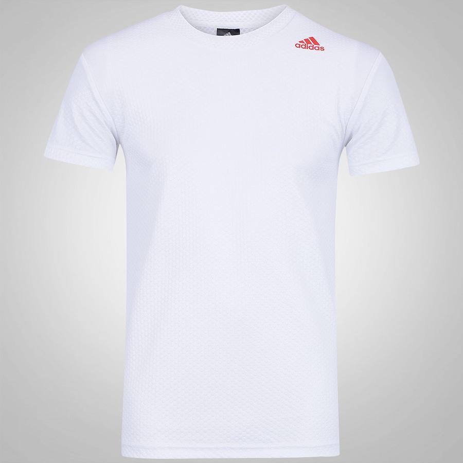 79bf9bb7cea Camiseta adidas Clima Refresh Masculina