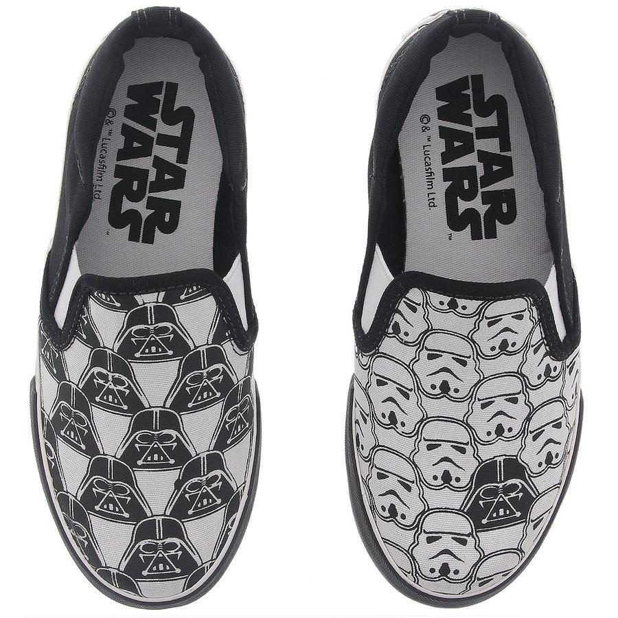f899bfe1faa Tênis Sugar Shoes Star Wars sem Cadarço - Infantil