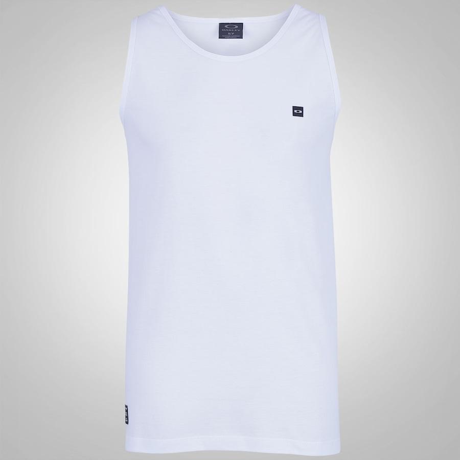 Camiseta Regata Oakley Essencial Square - Masculina afa33c43af2