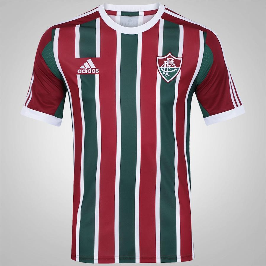 Camisa do Fluminense I 2015 adidas - Masculina 349c751905bf6