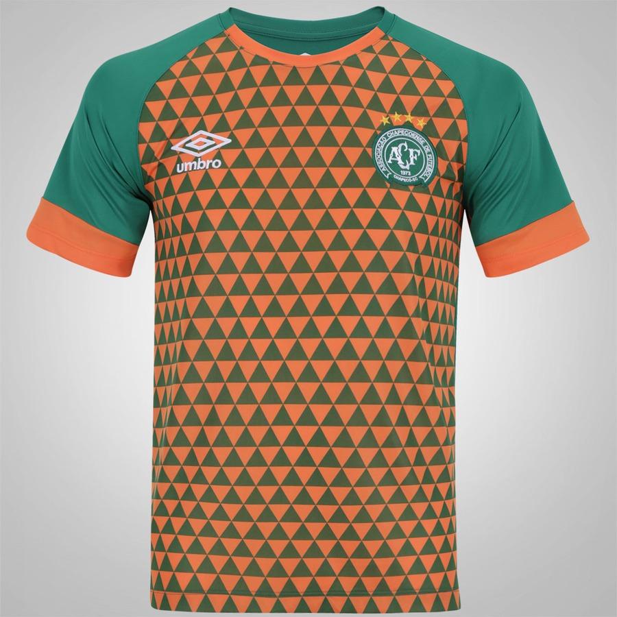6585ca09e067f Camisa de Treino da Chapecoense 2015 Umbro - Masculina