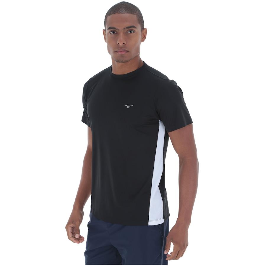 8ff9279288 Camiseta Mizuno Wave Run - Masculina