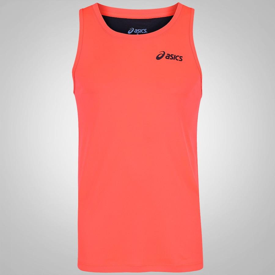 fc78378c1cd67 Camiseta Regata Asics Singlet Masculina