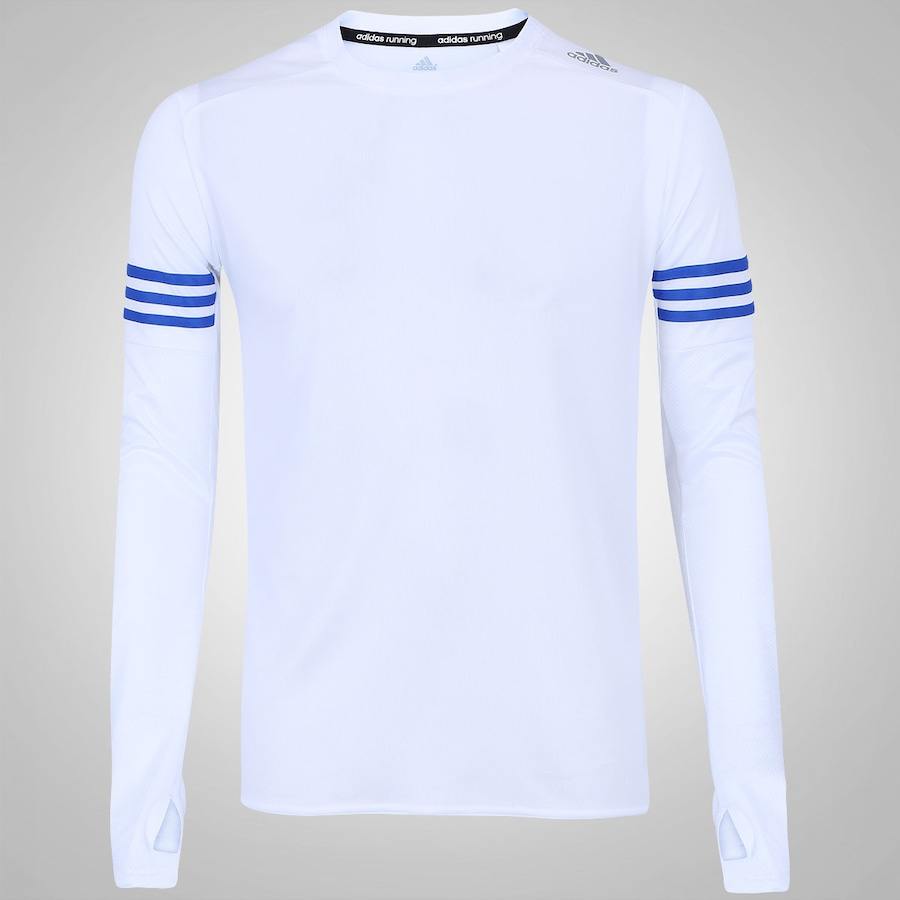 6f4f2b23ac6ac Camiseta Manga Longa adidas Response – Masculina
