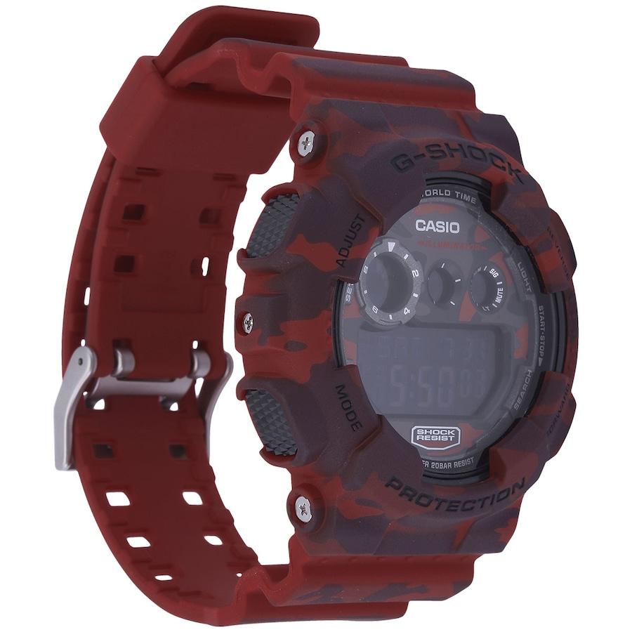 83e5adc3f Relógio Digital Casio G-Shock GD120CM - Masculino