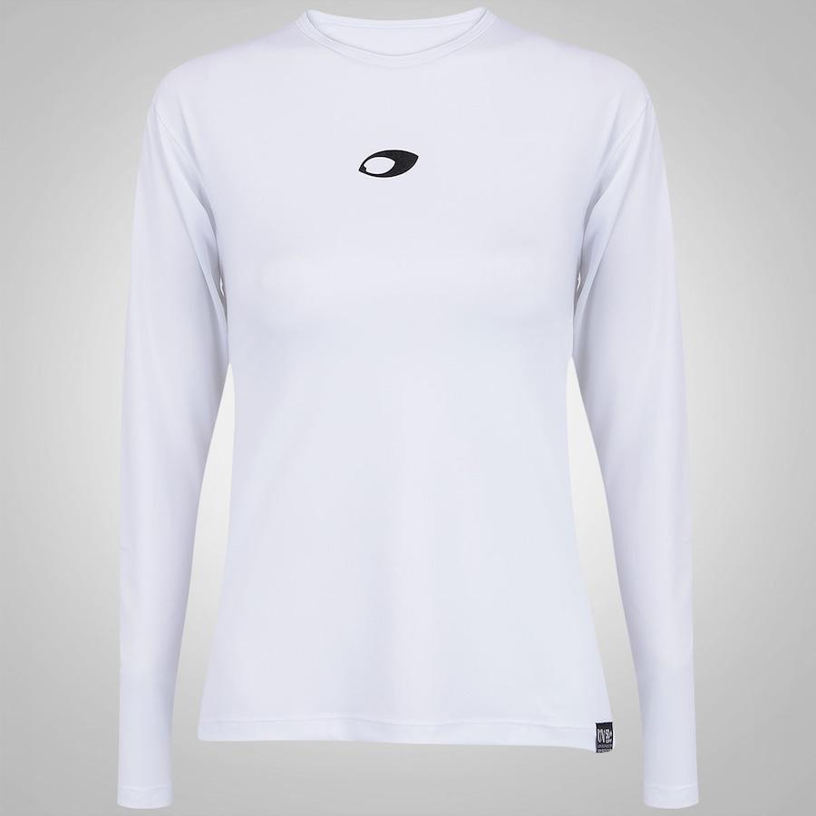 Camiseta Manga Longa Underwear Mormaii UV Dry - Feminina 808f3d4c1c289