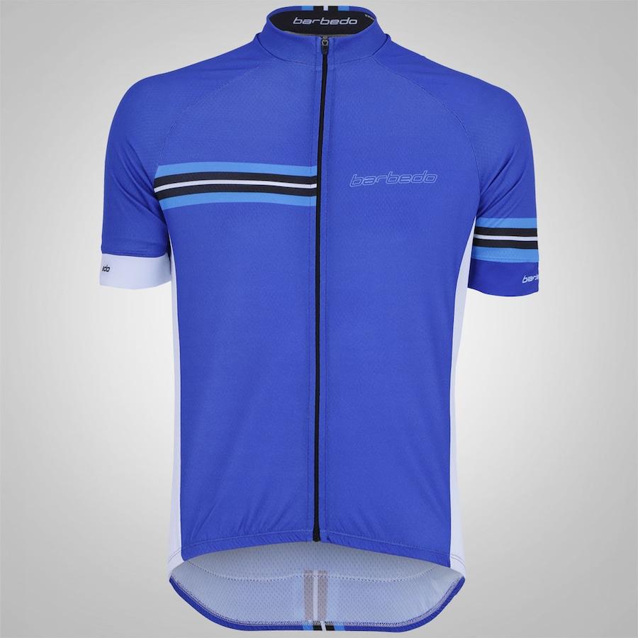 5a98176c14 Camisa de Ciclismo com Proteção Solar UV Barbedo Classic - Masculina