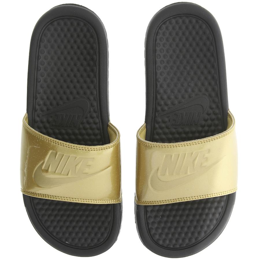 4bc91dbb7f16a Chinelo Nike Benassi JDI Print - Slide - Feminino