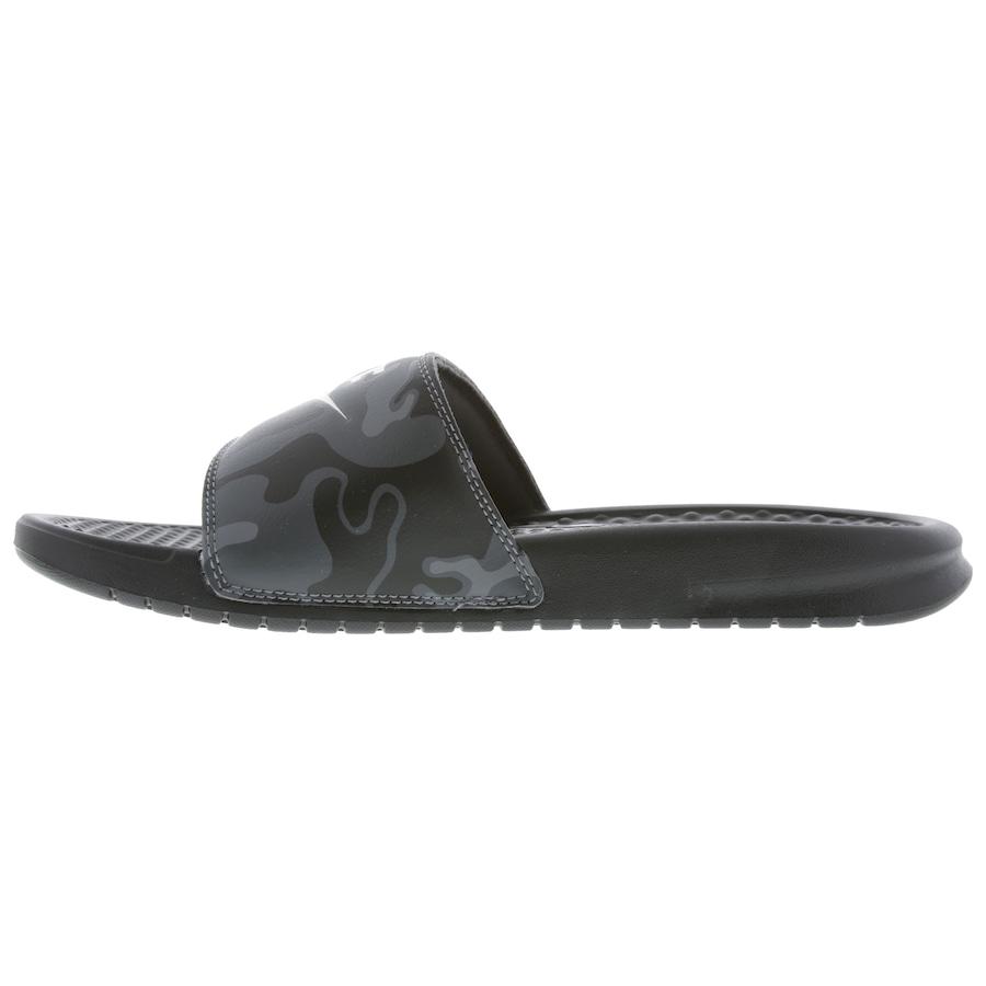 Chinelo Nike Benassi JDI Print - Slide - Masculino 901085373f58a