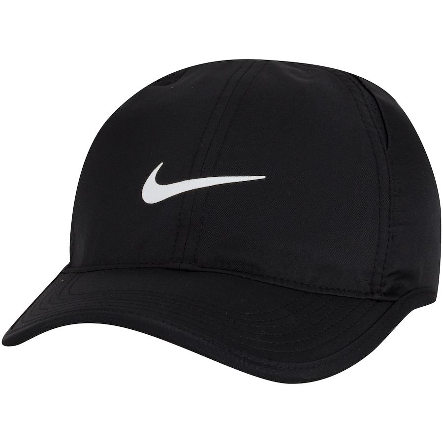 Boné Nike Featherlight - Strapback - Infantil 2d1a769fb68
