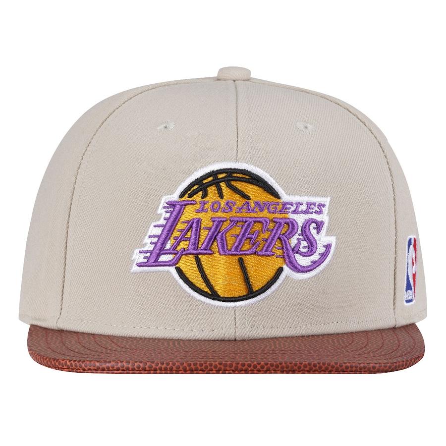 Boné Aba Reta adidas NBA Los Angeles Lakers - Strapback bf7759ced0c