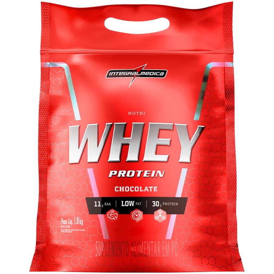 c546b4af6 Whey Protein Integralmédica Nutri Whey Protein - Chocolate