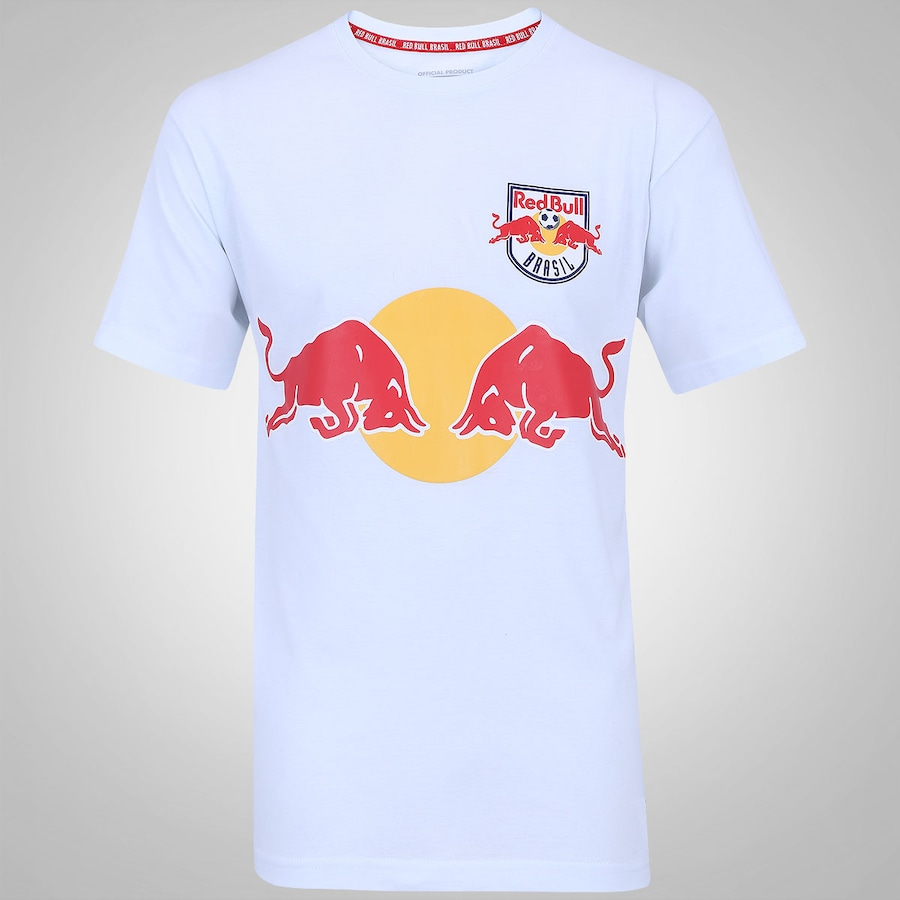 fe5c92f9144ad Camiseta Red Bull Oficial Réplica Time - Masculina