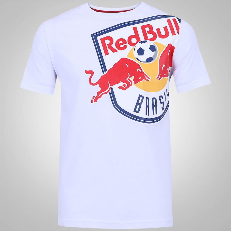 Camiseta do Red Bull Brasil Big Side - Masculina f8be46f6318