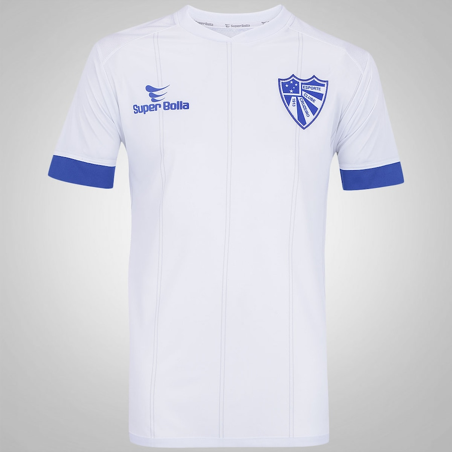 06cb7c3541090 Camisa do Cruzeiro - RS III 2015 c nº Super Bolla