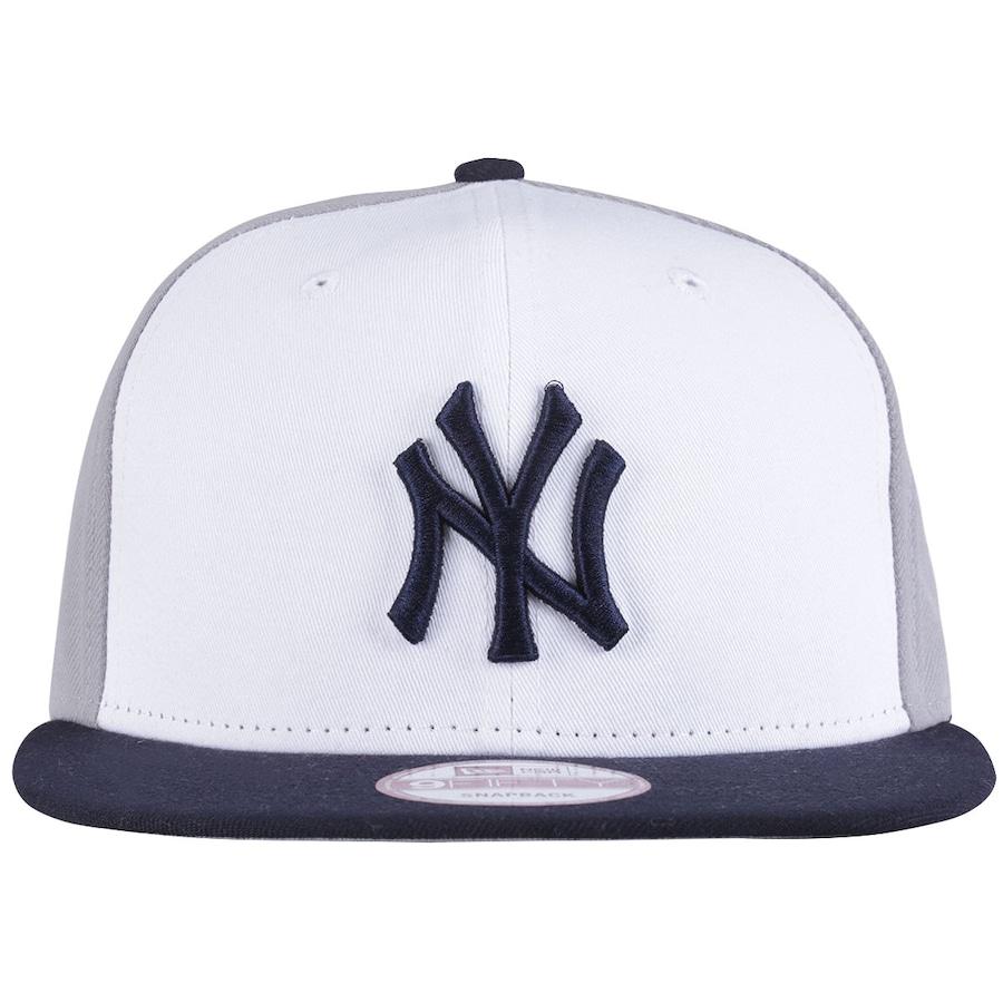 Boné Aba Reta New Era NY Yankees Bicolor - Snapback 57977302578