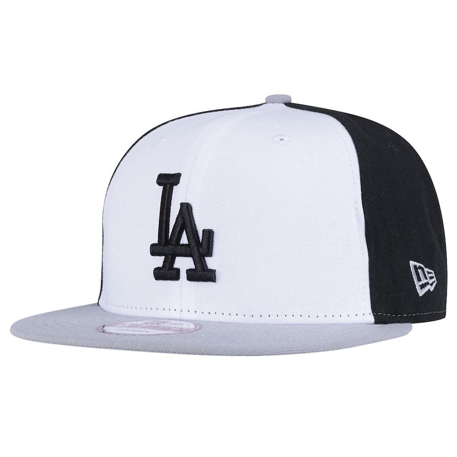 51de73363cc36 ... Boné Aba Reta New Era Los Angeles Dodgers - Snapback - Adulto ...