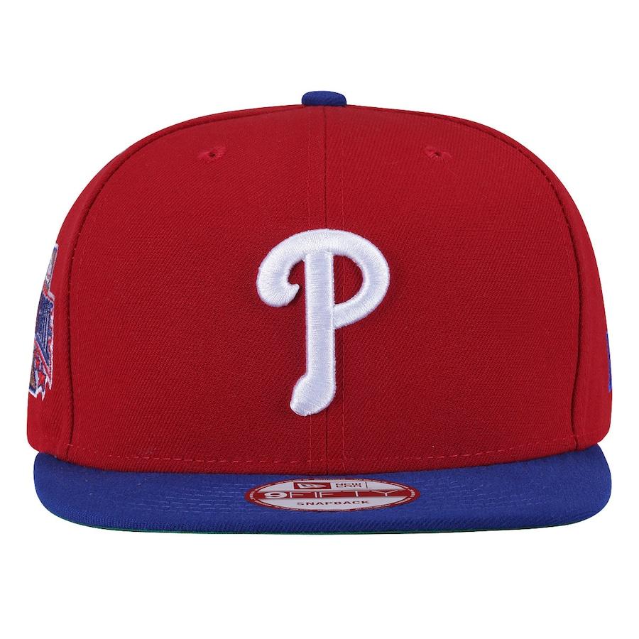Boné Aba Reta New Era Philadelphia Phillies - Snapback ebe9fb8daf4