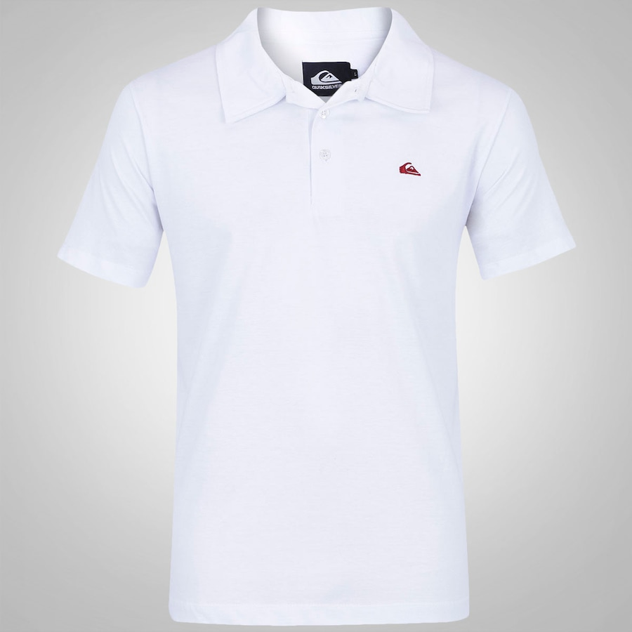 ed1af881be393 Camisa Polo Quiksilver Send Mark Masculina