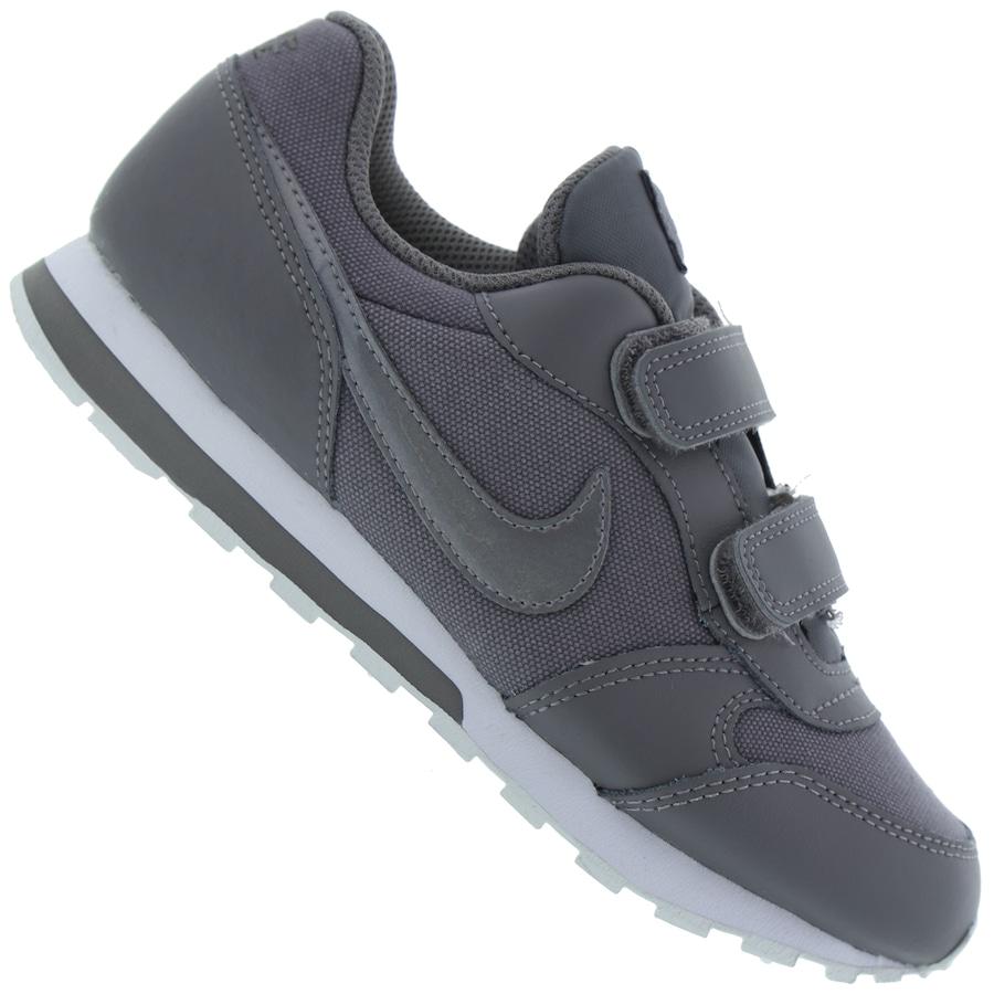 59b3743506fef ... Masculina 6879120062  Tênis sem Cadarço Nike MD Runner 2 com Duas Tiras  Infantil em Velcro . d810e16cab ...