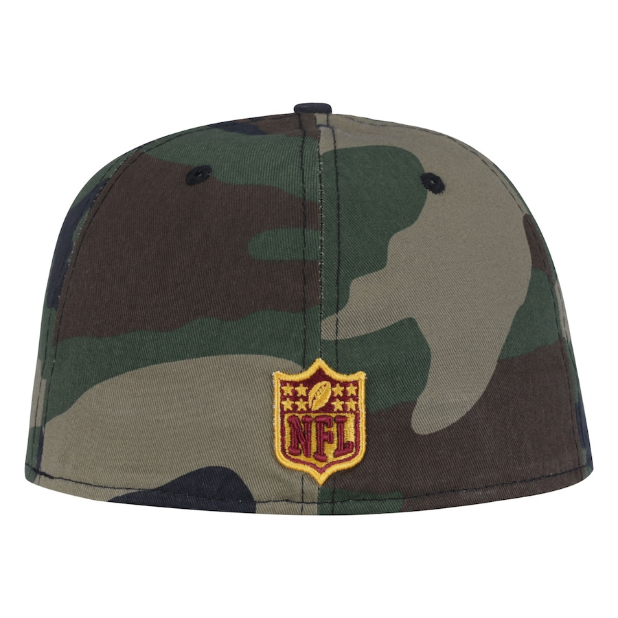 bf5a513607016 ... Boné Aba Reta New Era Washington Redskins - Fechado - Adulto ...