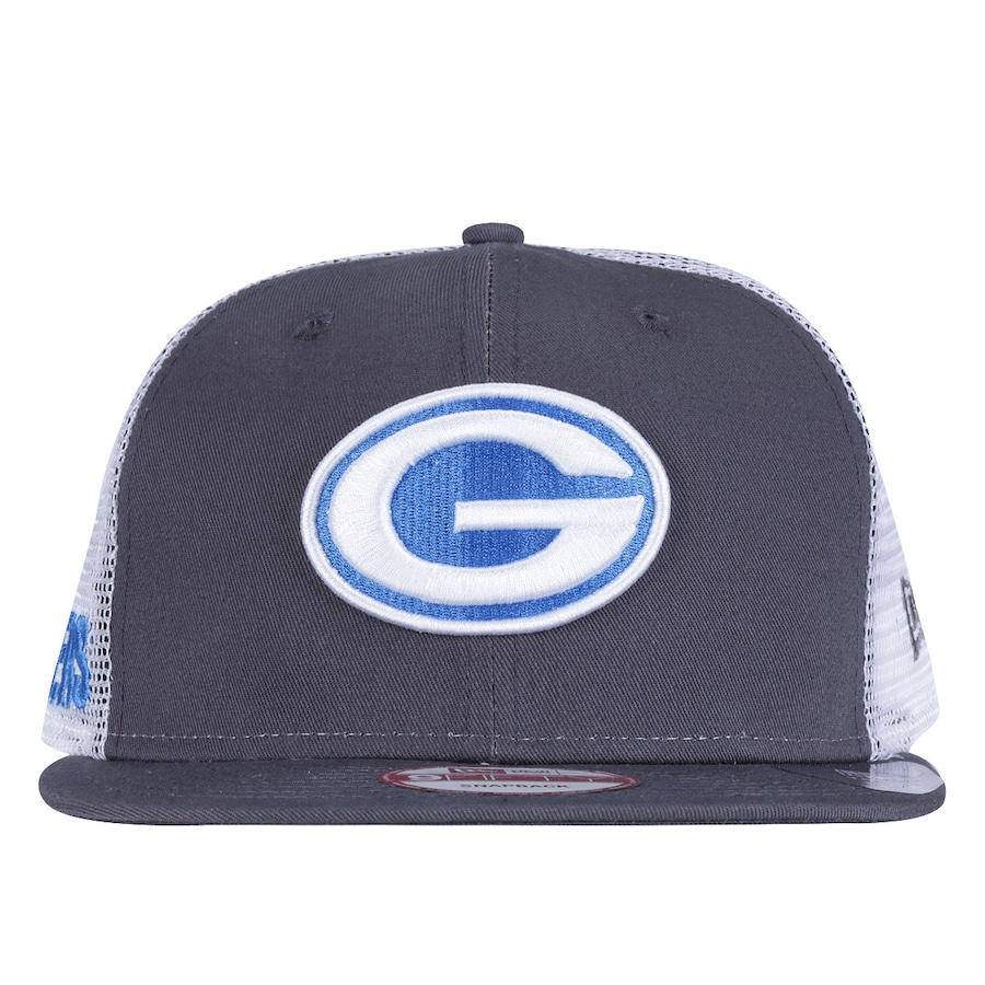 c6c45a213c0e3 Boné Aba Reta New Era Green Bay Packers - Snapback Trucker