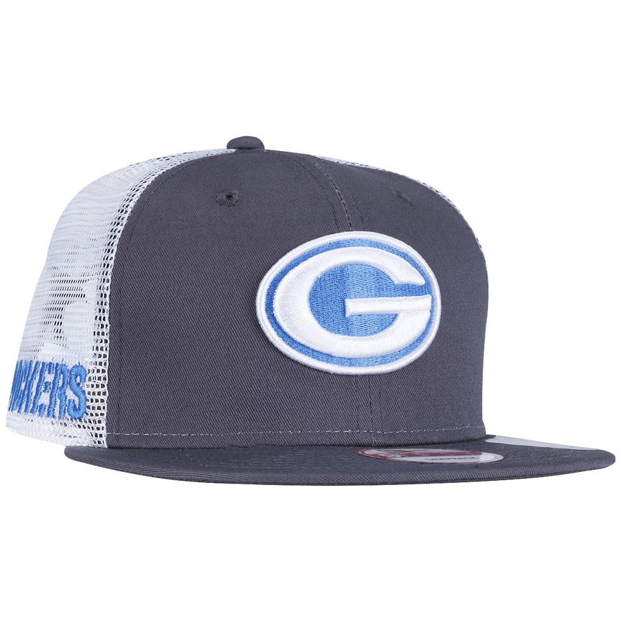 ... Boné Aba Reta New Era Green Bay Packers - Snapback - Trucker - Adulto  ... 86d4dce5c21