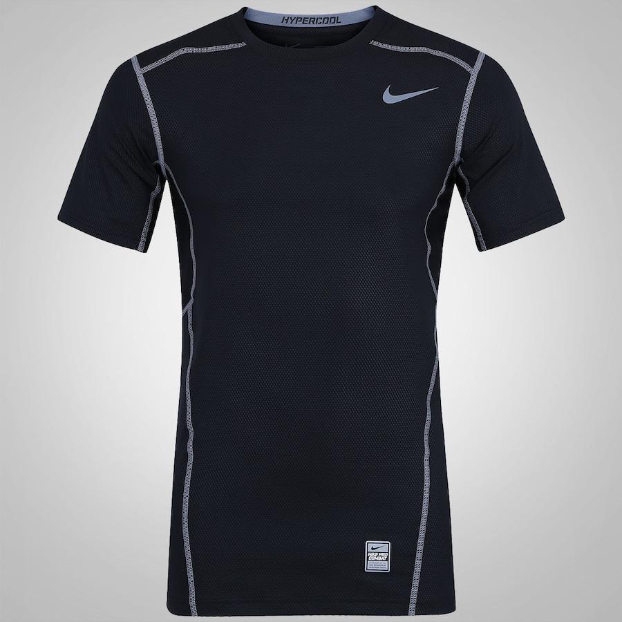 Camisa de Compressão Nike Hypercool Fitted – Masculina 6ab7b286a3704