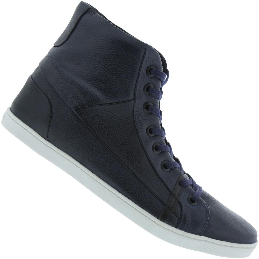 207e90463 Tênis Cano Alto Calvin Klein Bronx - Masculino
