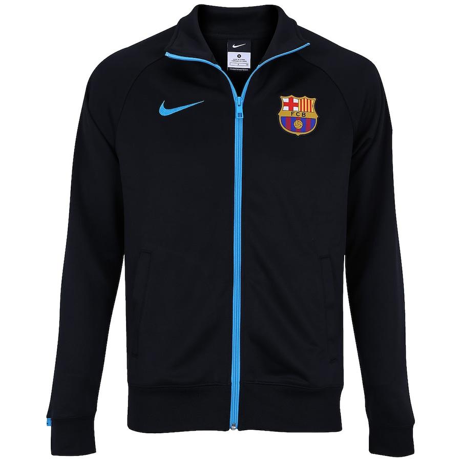 59d693d185886 Jaqueta de Treino do Barcelona Core Nike - Masculina