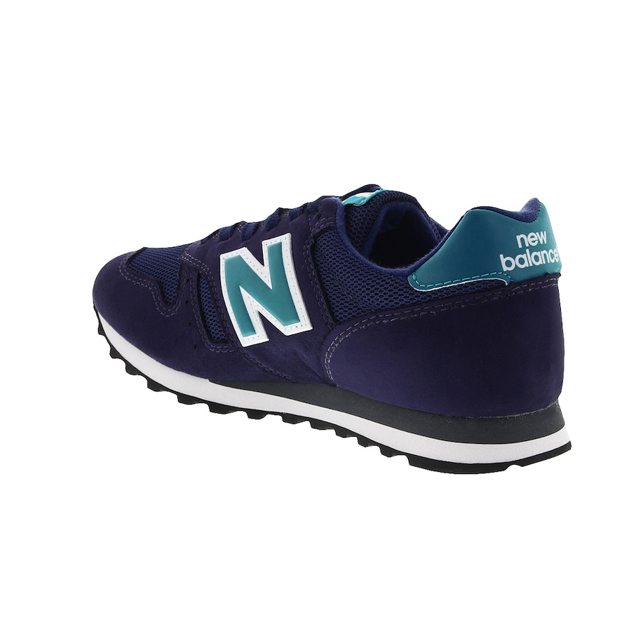new balance 373 azul marinho e vermelho