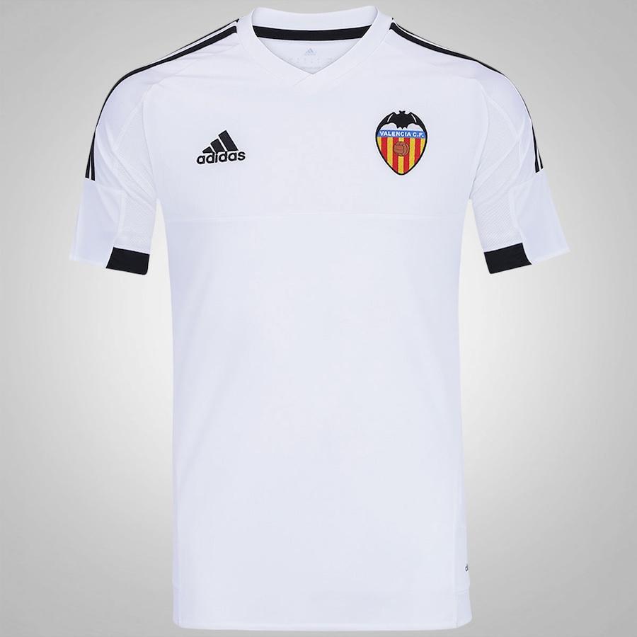7bf6f56bef Camisa do Valencia I adidas - Masculina