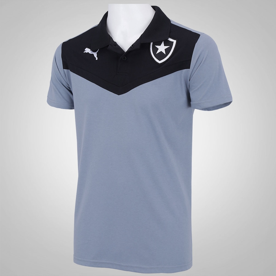 Camisa Polo do Botafogo 2015 Puma Travel - Masculina 82ba88d7d55e1