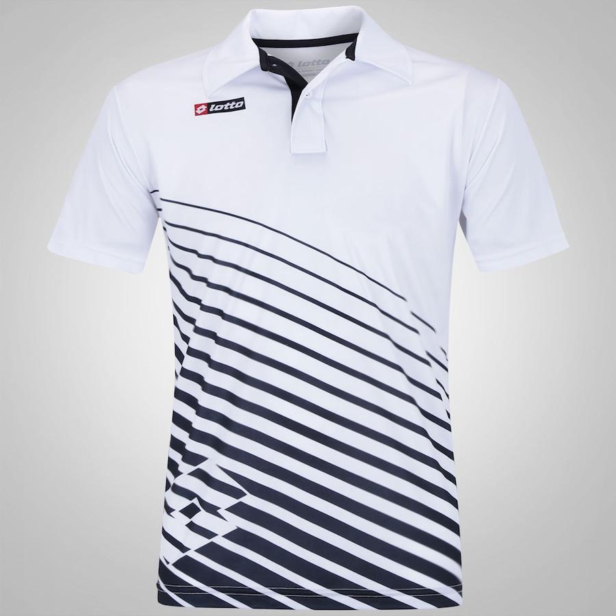 Camisa Polo Lotto Bastazani - Masculina db4fbfed3337f