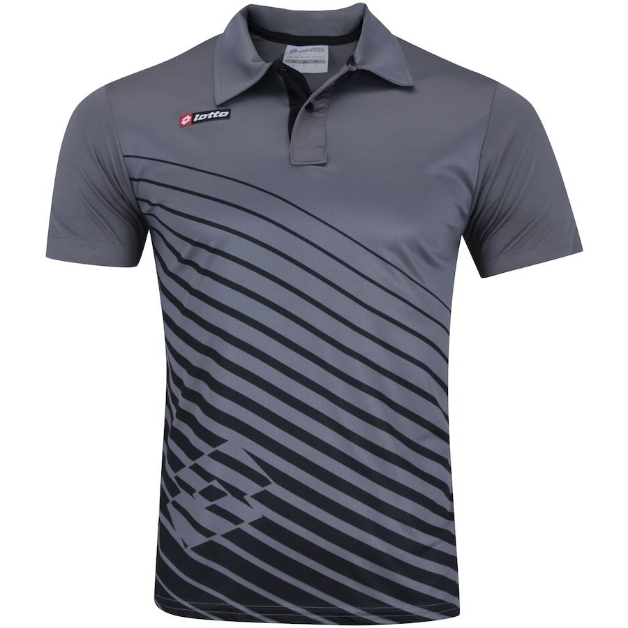 36af81a628 Camisa Polo Lotto Bastazani - Masculina
