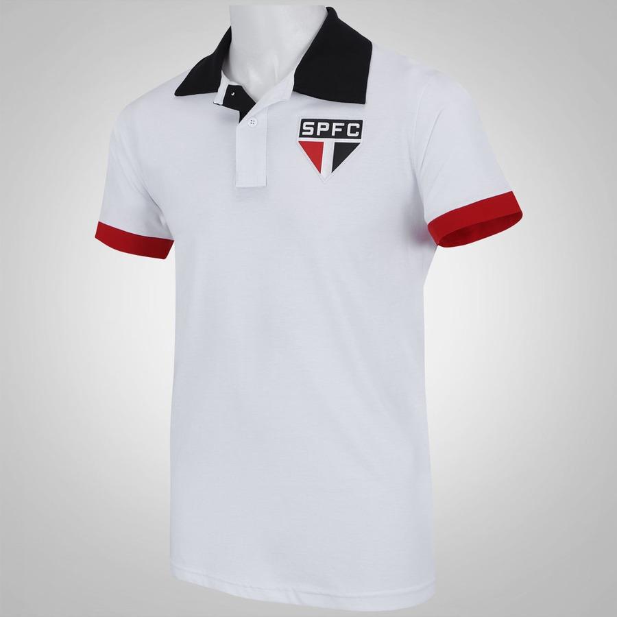 3f32792be4 Camisa Polo do São Paulo Tradition - Masculina