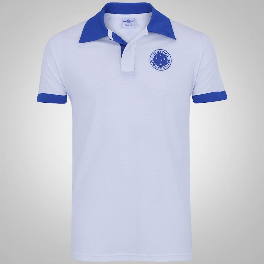 Camisa Polo Cruzeiro Tradition – Masculina 6d39b1840a7f1