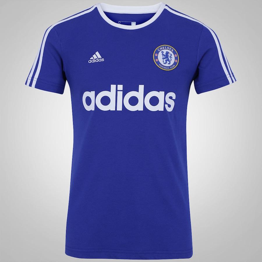 039415c93b051 Camiseta Retrô Chelsea adidas - Masculina