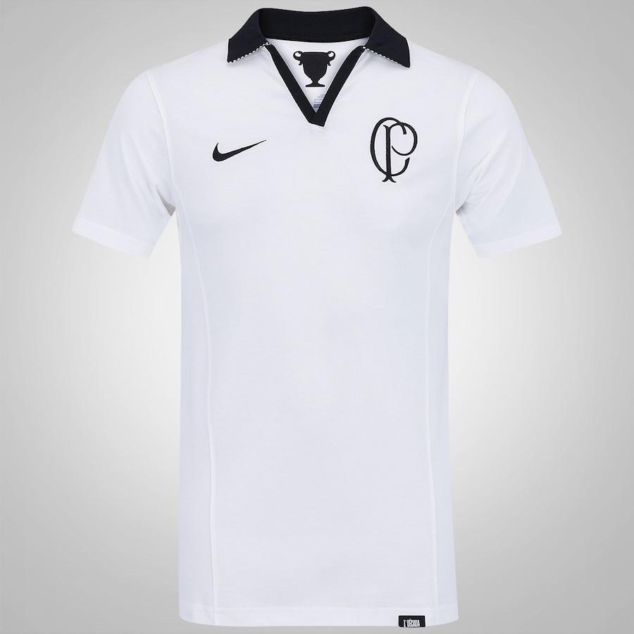 4cd5697892 Camisa Polo do Corinthians Life Style Nike - Masculina