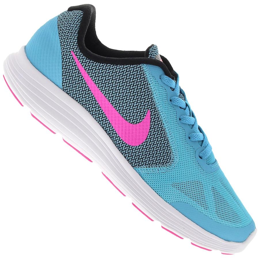 f85acf03bbc Tênis Nike Revolution 3 GS Infantil