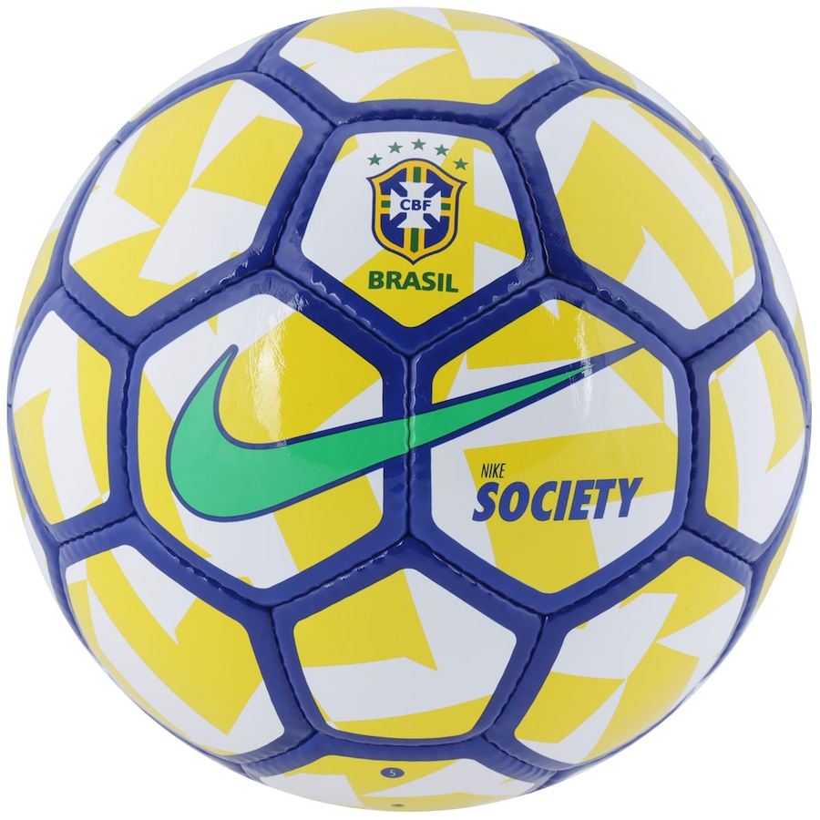 1ba9755a6d Bola de Futebol Society Nike CBF SC2919