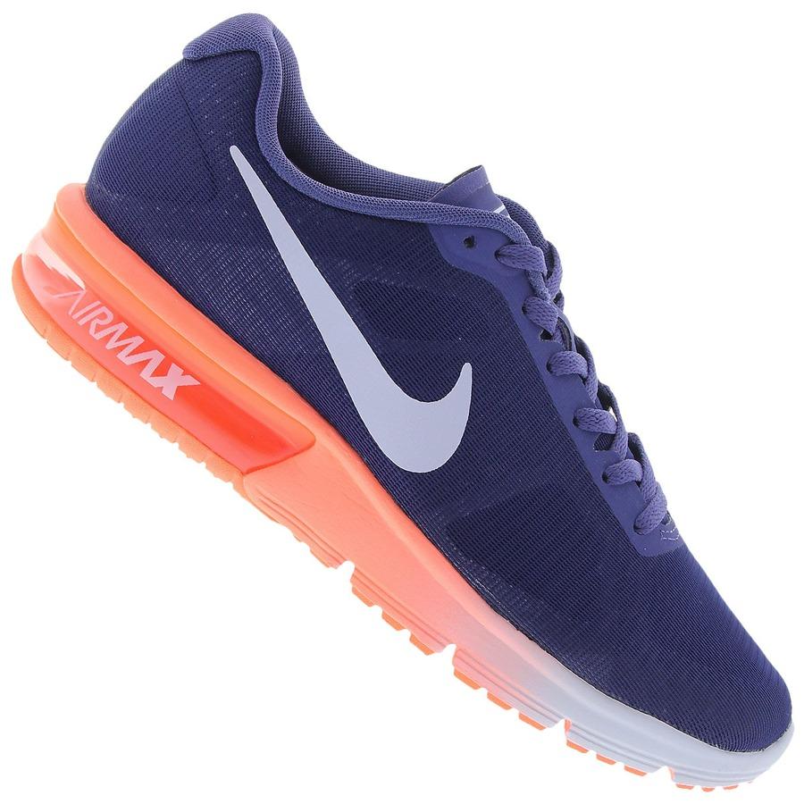 2be2c22e1a072 Tênis Nike Air Max Sequent - Feminino