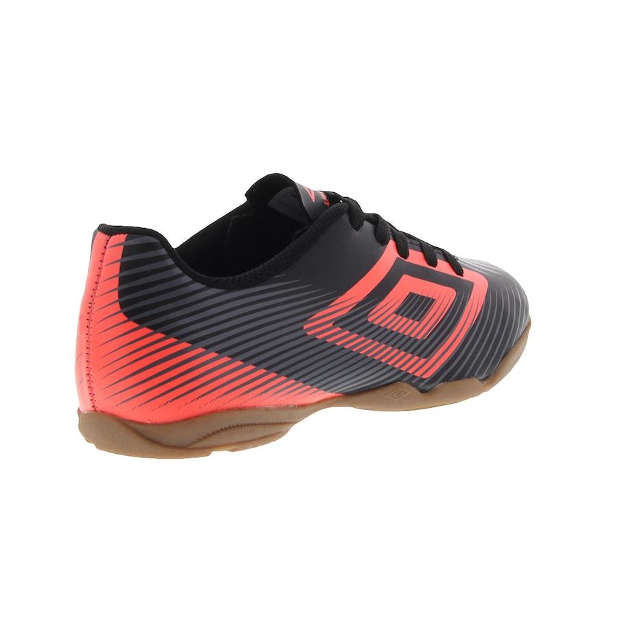 Chuteira Futsal Umbro Speed II - Infantil 0bb7b89778ae1