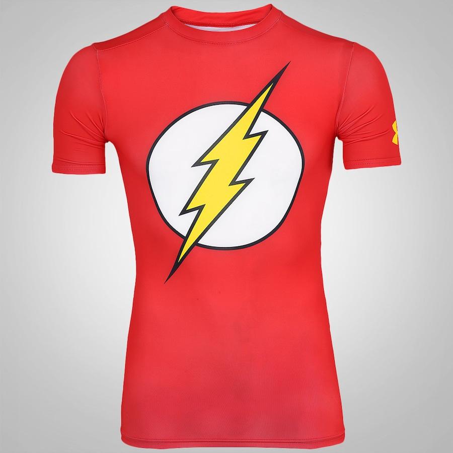 8ae08c6445d57 Camisa de Compressão Under Armour Flash - Masculina