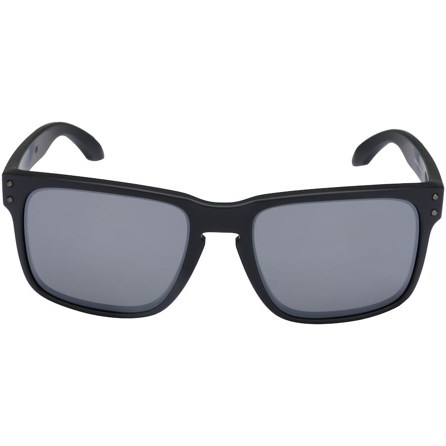 8df3522b9bf4f Óculos de Sol Oakley Holbrook Prizm Polarizado - Unissex