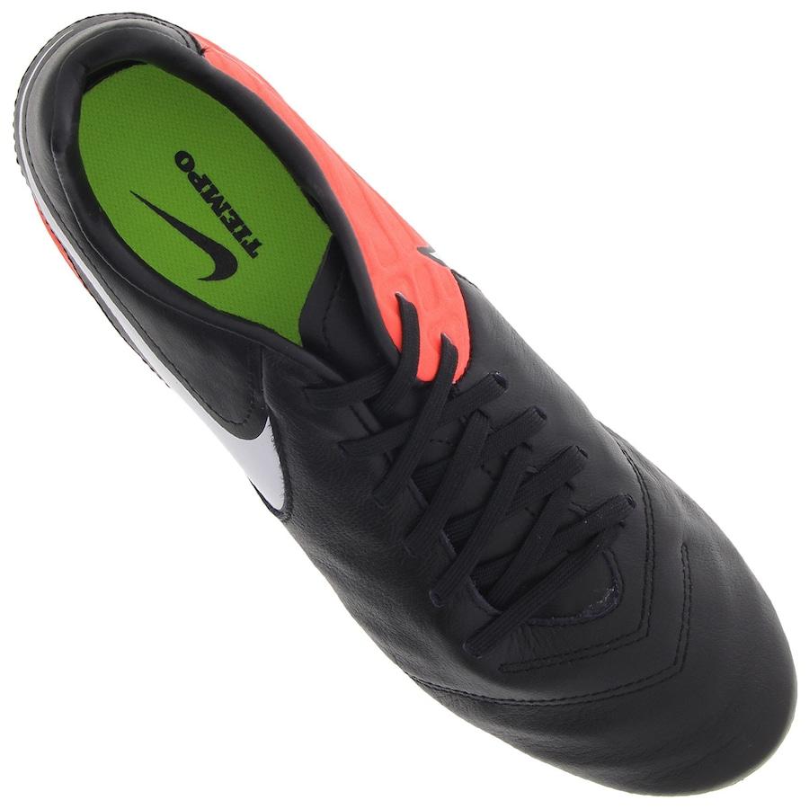 Chuteira de Campo Nike Tiempo Mystic V FG - Adulto cbea803a5aa0f